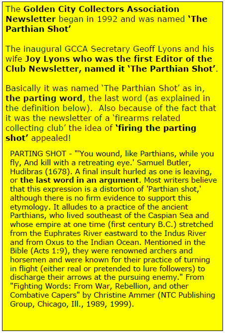 Parthian Shot Name